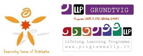 I.S.I – Accrescere il Senso di Iniziativa delle Competenze Chiave negli Strumenti di educazioni degli adulti GRUNDTVING 2011-1-IT2-GRU06-24537-2