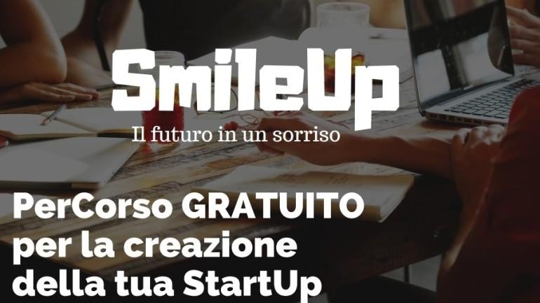 Smile start up.